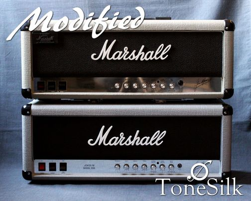 modification Marshall 2555X reissue