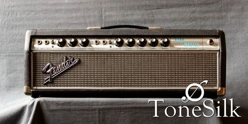 Bandmaster Silverface 68 front